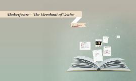 Shakespeare - The Merchant of Venice