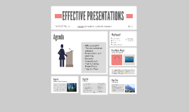In Class Presentation: Effective Presentations
