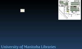 Umanitoba Libraries Getting Started W2017