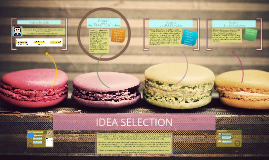 From Idea Selection to Prototypes - Stakeholder Jake