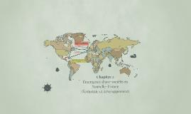 Chapitre 2: Émergence d'une société en Nouvelle-France (Économie et développement)