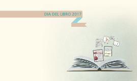 DIA DEL LIBRO 2017