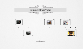 Summer Book Talks