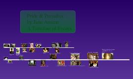 Pride & Prejudice Timeline