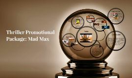 Thriller Promotional Package: Mad Max