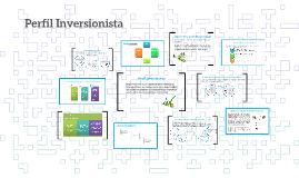 Perfil Inversionista