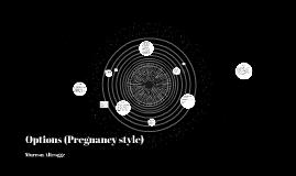 So you're pregnant!