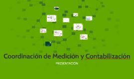 Coordinación de Medición y Contabilización