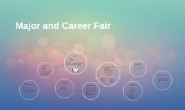 Major and Career Fair