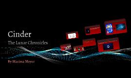 Cinder:The Lunar Chronicles