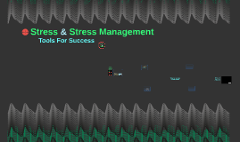6th Stress & Stress Management