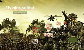 Els nins soldat