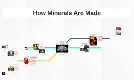 How Minerals Are Made