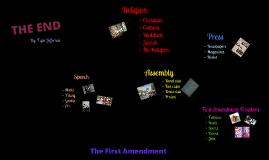 The First Aendment