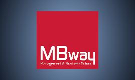 Présentation MBway 2015