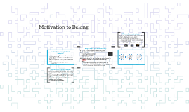 Chapter 8- Motivation to Belong
