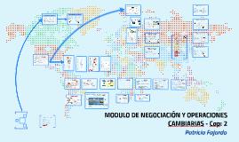 MODULO DE NEGOCIACIÓN Y OPERACIONES CAMBIARIAS
