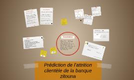 Copy of prédiction de l'attrition clientèle de la banque