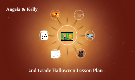 2nd Grade Halloween Lesson Plan