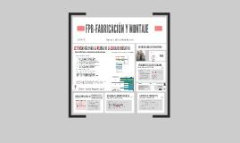 Copy of FPB-FABRICACIÓN Y MONTAJE