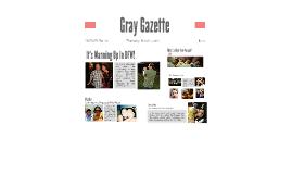 Gray Gazette