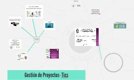 Gestión de Proyectos- Tics
