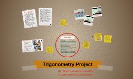 Trigonometry Project
