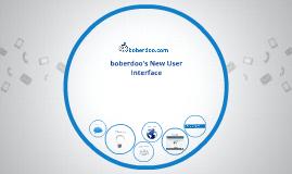 Introducing to New boberdoo UI Desing