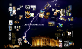 Copy of Life in Ancient Athens