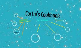 Copy of Cortni's Cookbook