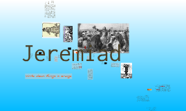 """Jeremiad, """"Sinners"""", and Political Speeches 2018"""
