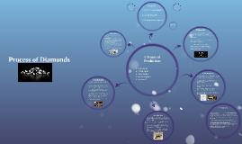 Lifecycle of Diamonds