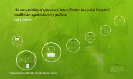 The compatibility of agricultural intensification in a globa