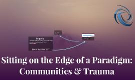 Communities & Trauma