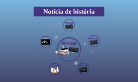 Notícia de história