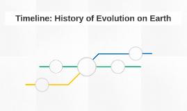 Timeline: History of Evolution on Earth