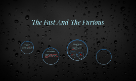 The Fast And The Firous