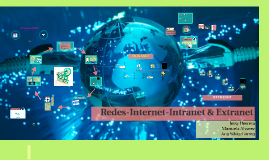 Redes-Intranet & Extranet-Internet