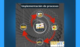 Implementacion de procesos
