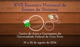 XVII ENEQ - Ouro Preto