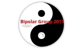 1Bipolar Group 2017: Introduction