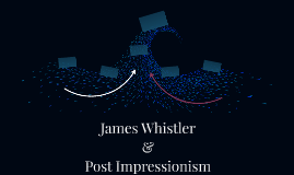 James Whistler & Post Impressionalism