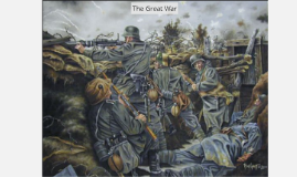 Copy of The Great War into the World War(s)