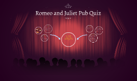 Romeo and Juliet Pub Quiz