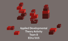 Applied Developmental