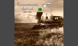 Copy of Transcontinental Railroad