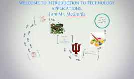 WELCOME TO INTRODUCTION TO TECHNOLOGY APPLICATIONS