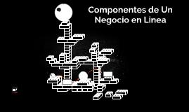Componentes de Un Negocio en Linea