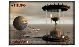 Concepto de tiempo, cronología y secuencias
