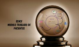 SCACE (SISTEMA DE CONTROL DE AGENDA DE CITAS PARA ESPECIALID